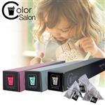【Color Salon Tea】經典烏龍長條三入組創意禮盒組