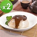 樂活e棧-素肉圓+五醬任選(6顆/袋,共2袋)-素食可食