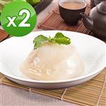 樂活e棧-素肉圓(6顆/袋,共2袋)-素食可食