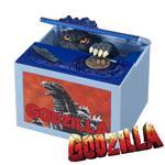 哥吉拉 酷斯拉 GODZILLA 恐龍 存錢筒 儲金箱 偷錢箱 聖誕禮物