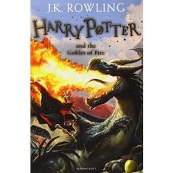 Harry Potter and the Goblet of Fire (4) Rejacket 2014