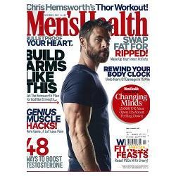 Men``s Health (UK) 11月號 2017